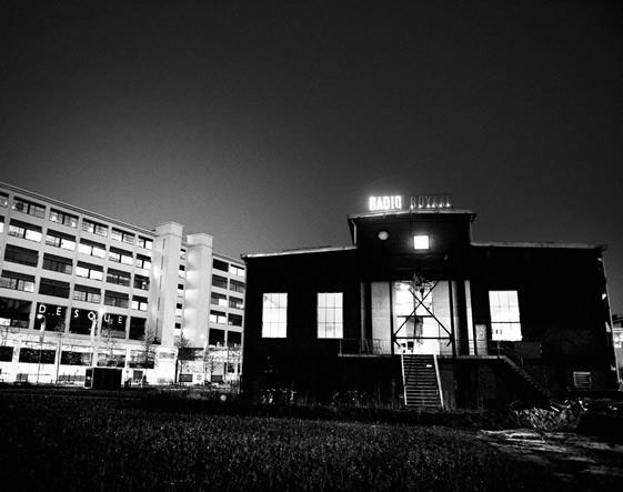 Reinvented Plant Radio Royaal in Eindhoven - the vandallist (1)