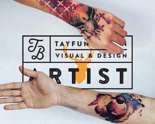 Tayfun Bezgin, tattoo artist