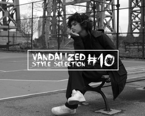Vandalized Style Selection #10