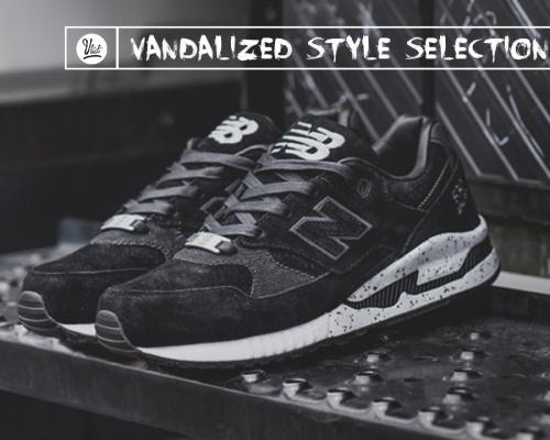 Vandalized Style Selection #9