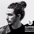 men summer hair cover