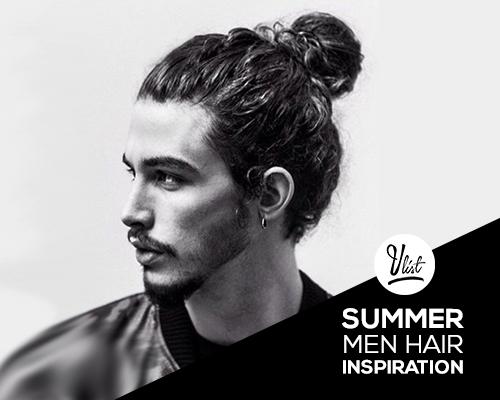 Hair summer inspiration for men 2015