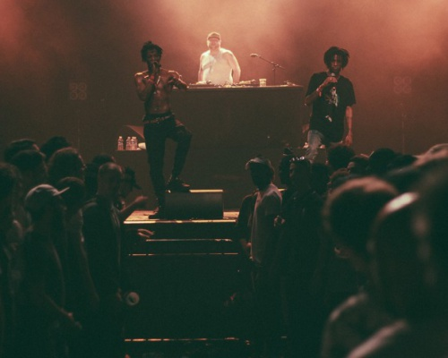 Joey Bada$$ – Paper Trail$ // Live at L'Original Festival