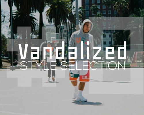 Vandalized Style Selection #8