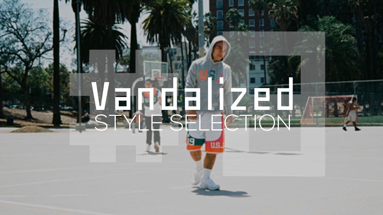 vandalized 8 style