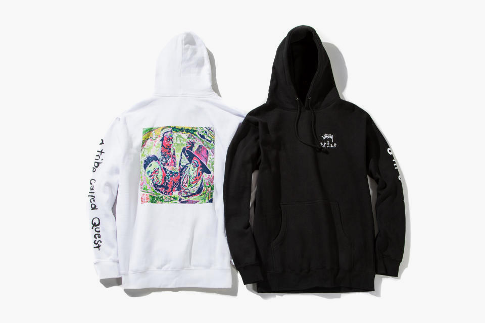 A TRIBE CALLED QUEST X STUSSY – CAPSULE COLLECTION - the vandallist (1)