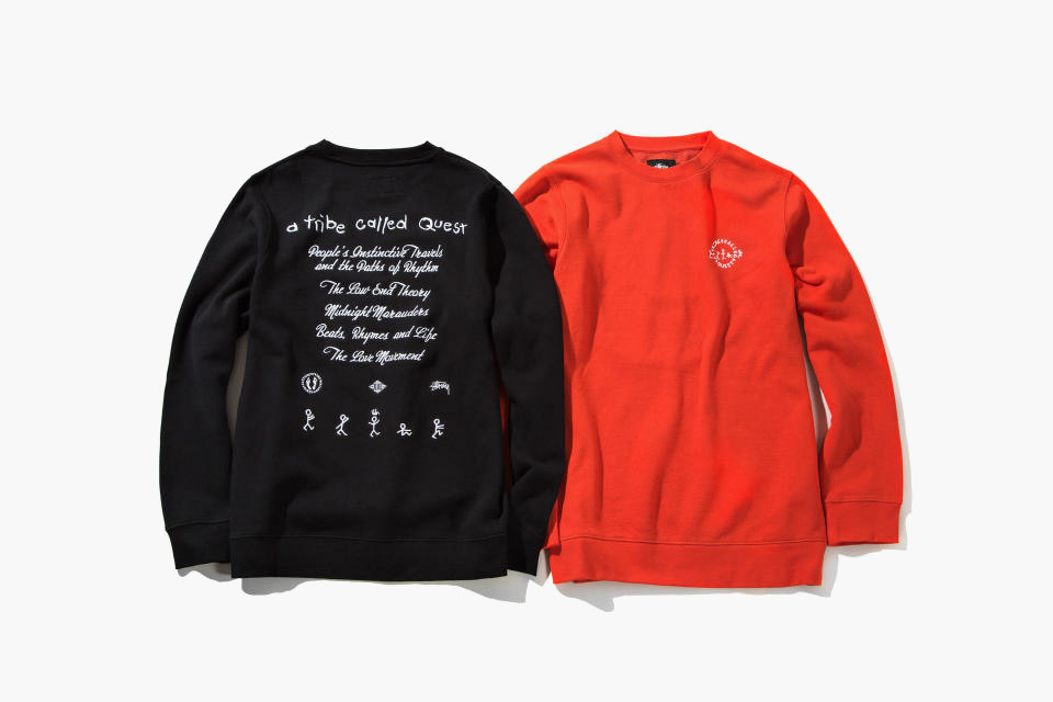 A TRIBE CALLED QUEST X STUSSY – CAPSULE COLLECTION - the vandallist (2)