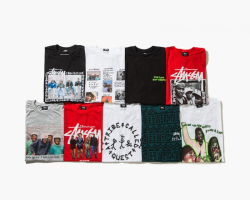 A TRIBE CALLED QUEST X STUSSY – CAPSULE COLLECTION