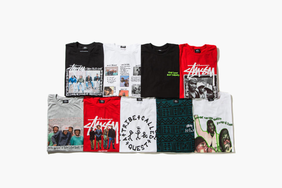 A TRIBE CALLED QUEST X STUSSY – CAPSULE COLLECTION - the vandallist (4)