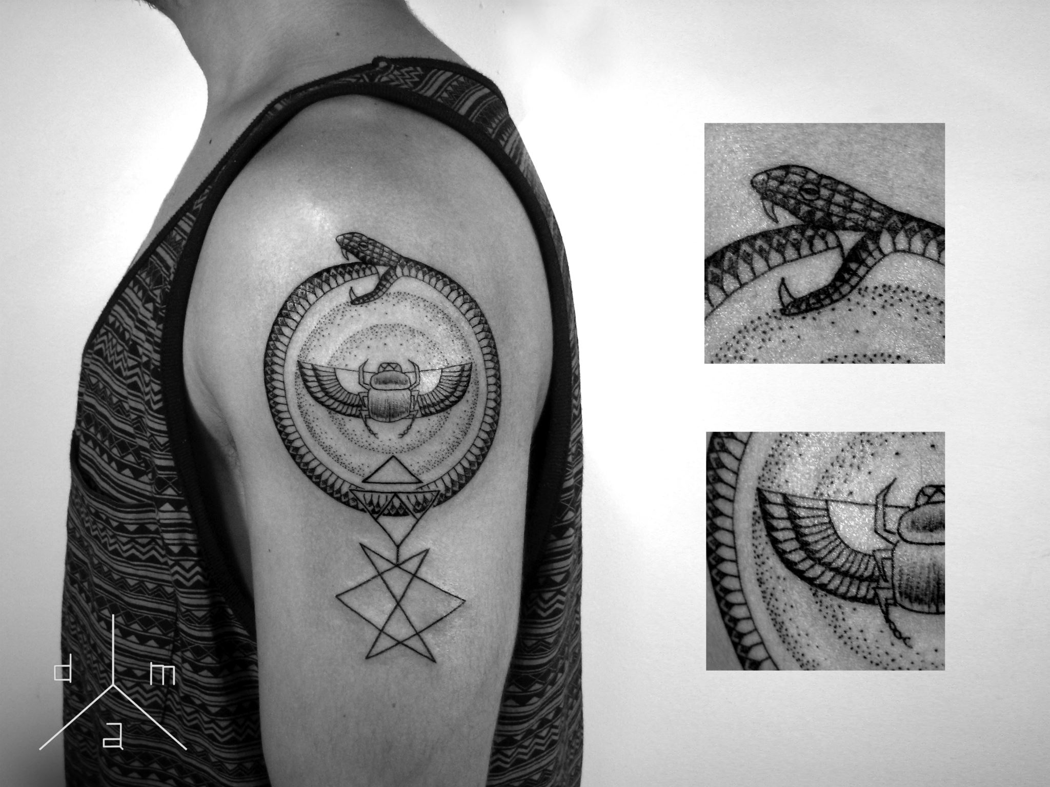 Daniel Matsumöto, tattoo artist - the vandallist (18)