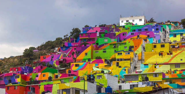 Germen crew Collaborate with Mexican Government for a giant piece in Pachuca, Mexico - the vandallist (8)