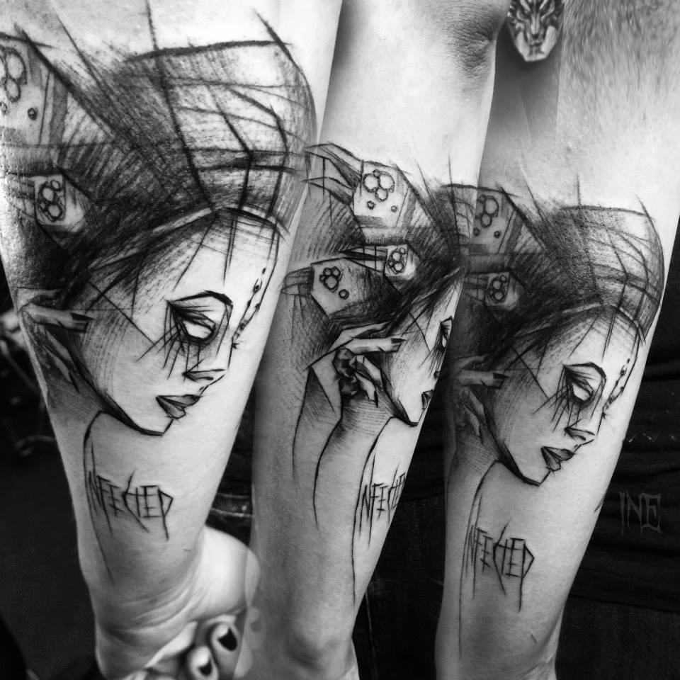 Inez Janiak, tattoo artist - the vandallist (14)