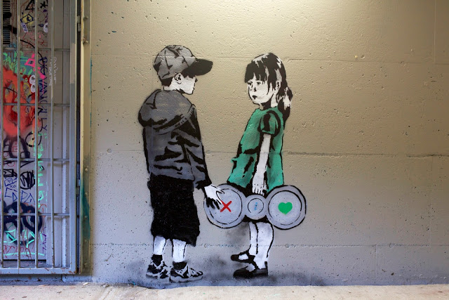 New pieces in Vancouver, Canada signed iHeart - the vandallist (1)