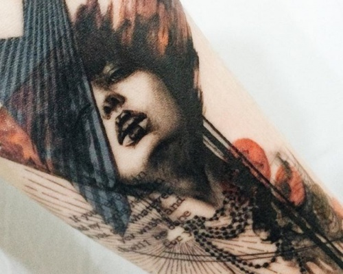 Tattooist Doy, tattoo artist