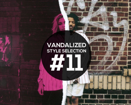 Vandalized Style Selection #11