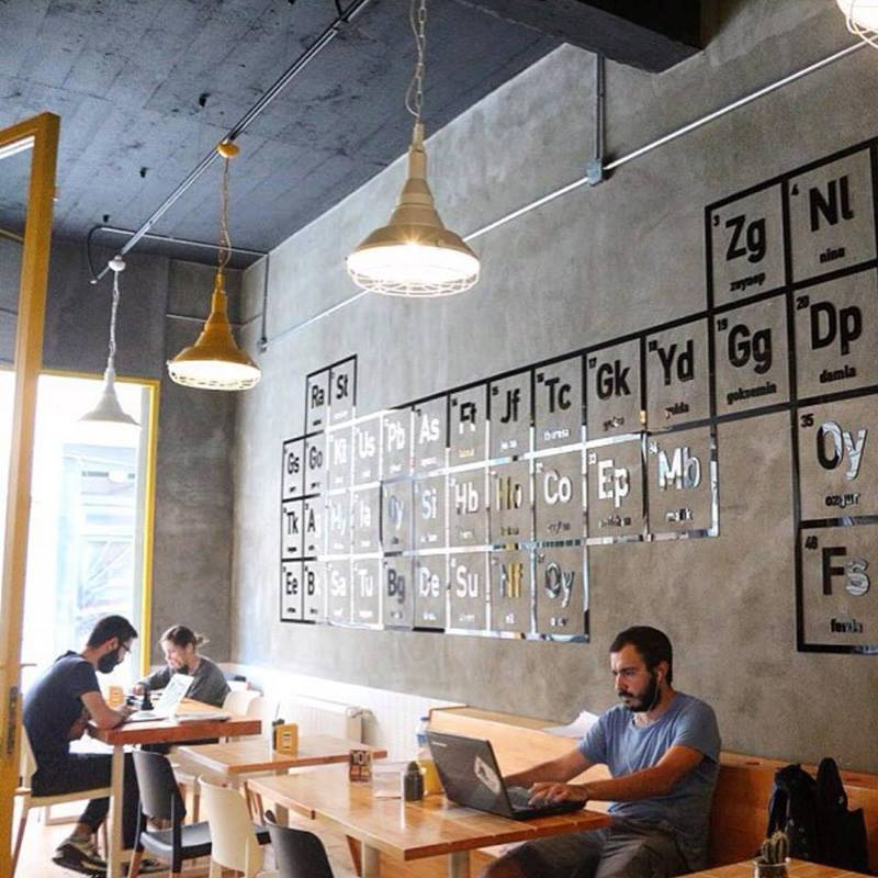 Walter's Coffee Roastery - A 'Breaking Bad' inspired coffee shop in Istanbul - the vandallist  (3)