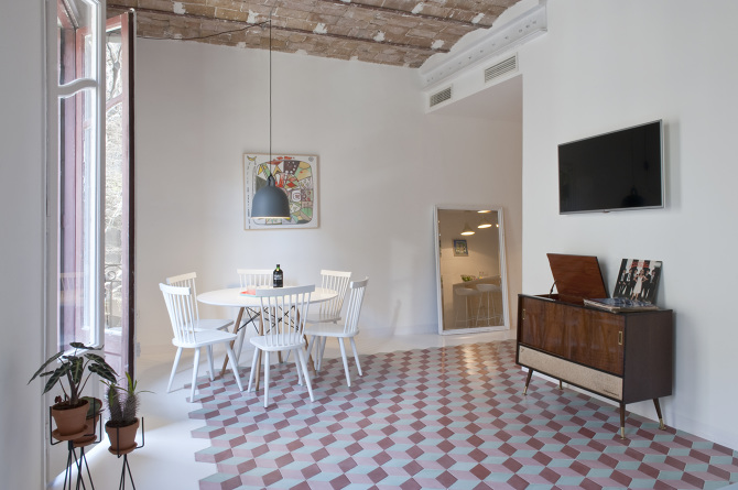 Contemporary apartment in Art Nouveau building by CaSA and Margherita Serboli - the vandallist (1)