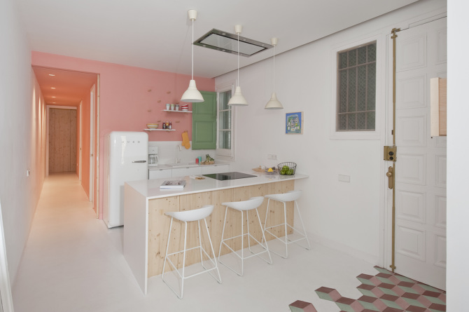 Contemporary apartment in Art Nouveau building by CaSA and Margherita Serboli - the vandallist (6)