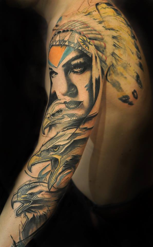 Mich Beck, tattoo artist - the vandallist (13)