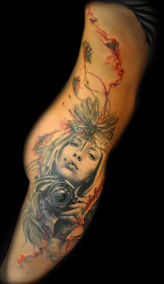 Mich Beck, tattoo artist - the vandallist (15)