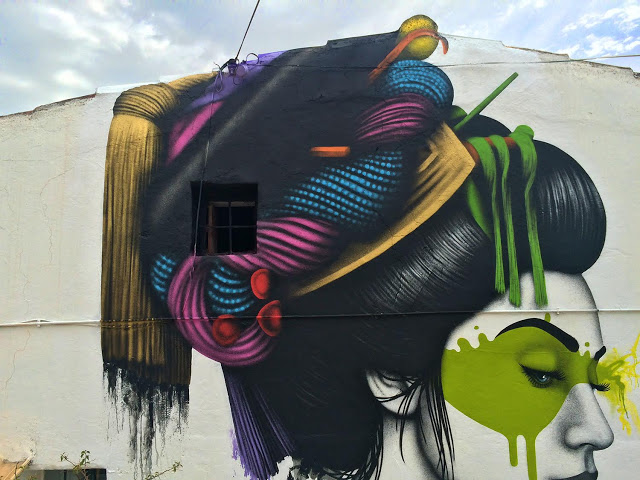 New mural by Fin DAC in Ibiza, Spain - Melnagai - the vandallist (4)