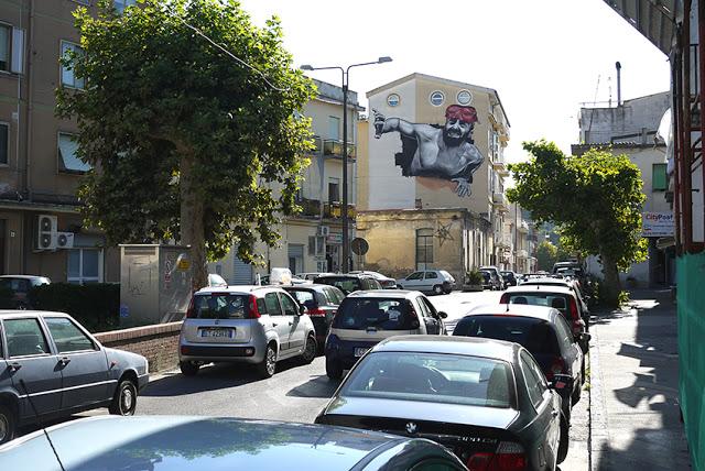 The Mediterranean Tunnel by MTO in Malta & Italy - the vandallist (2)