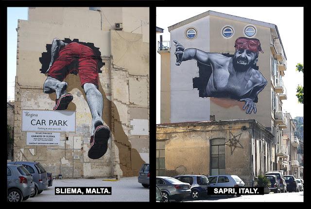 The Mediterranean Tunnel by MTO in Malta & Italy - the vandallist (4)