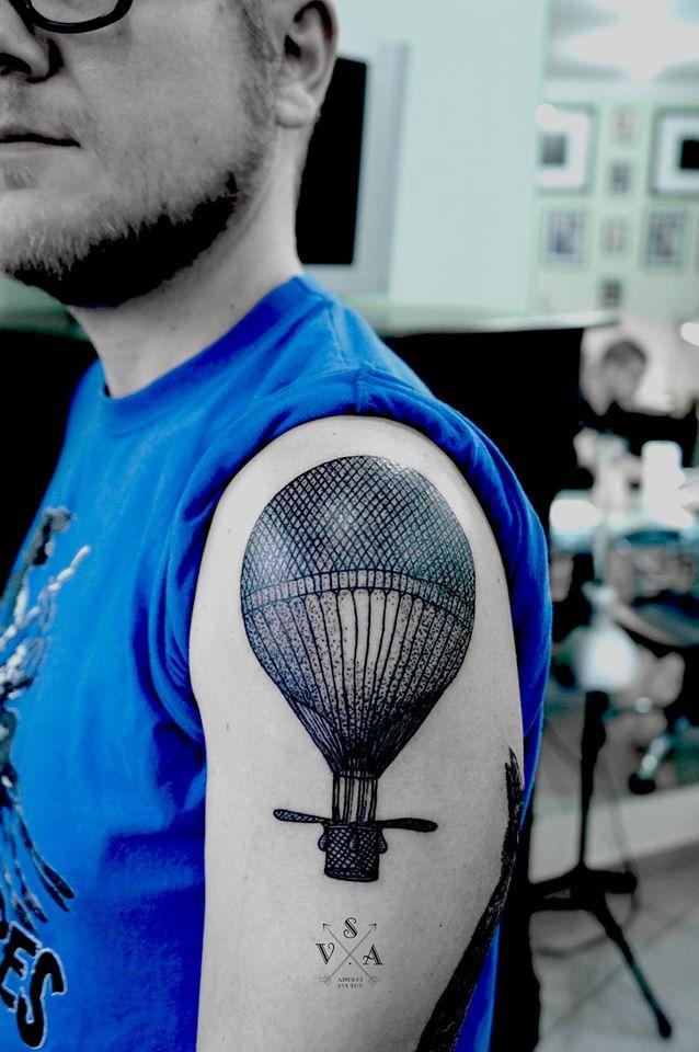 Andrey Svetov, tattoo artist - the vandallist (4)