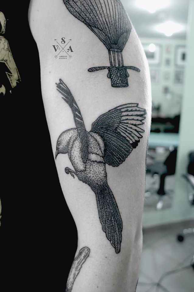 Andrey Svetov, tattoo artist - the vandallist (5)