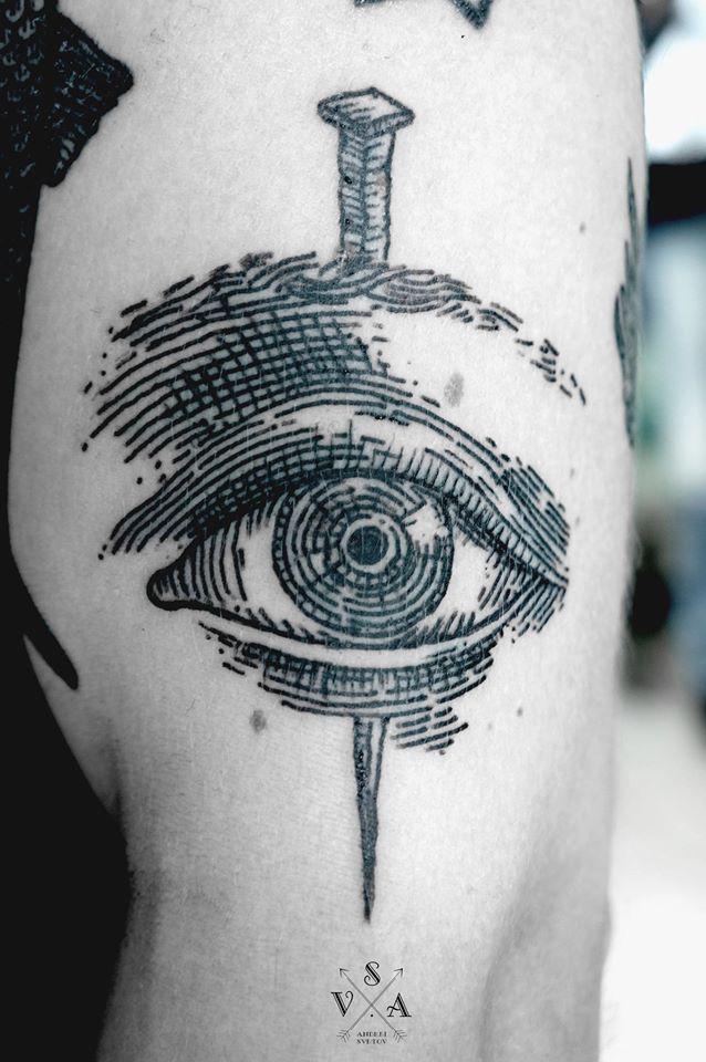 Andrey Svetov, tattoo artist - the vandallist (6)