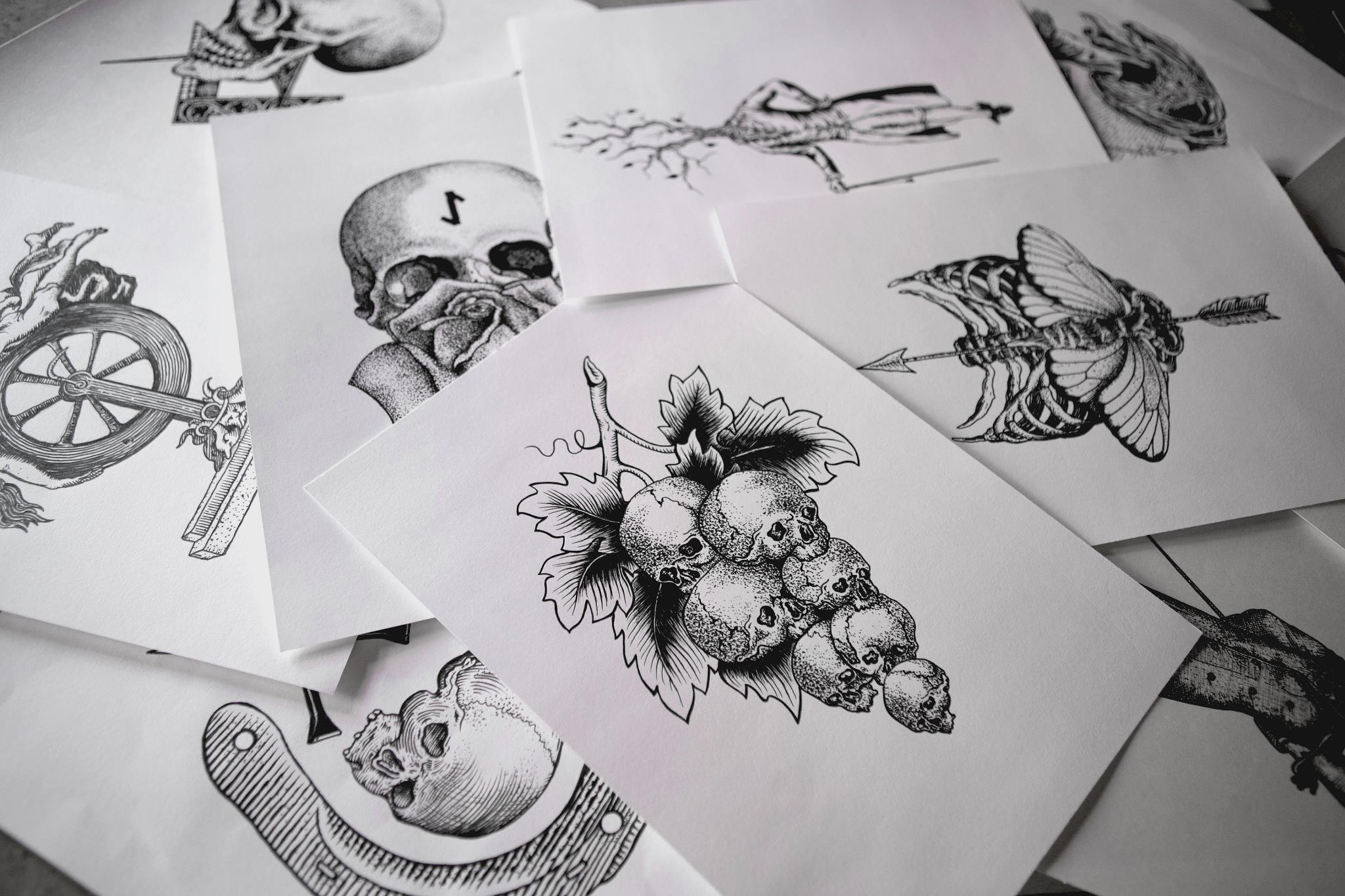 Andrey Svetov, tattoo artist - the vandallist (7)
