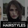 Autumn Winter 2015 Hairstyles