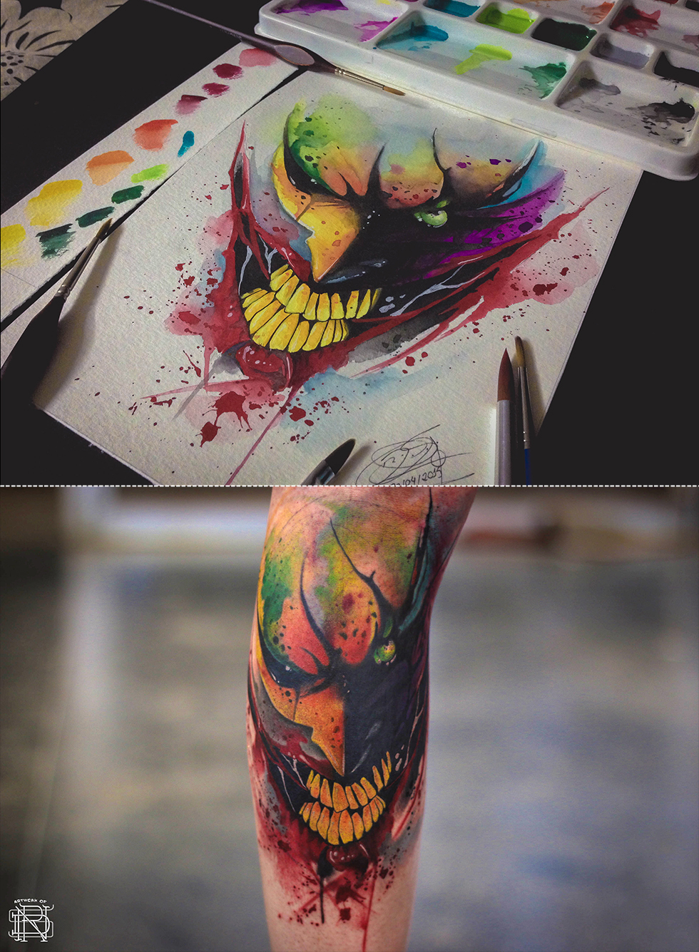 Dêner Silva - Illustrator tattooist - The VandalList (4)