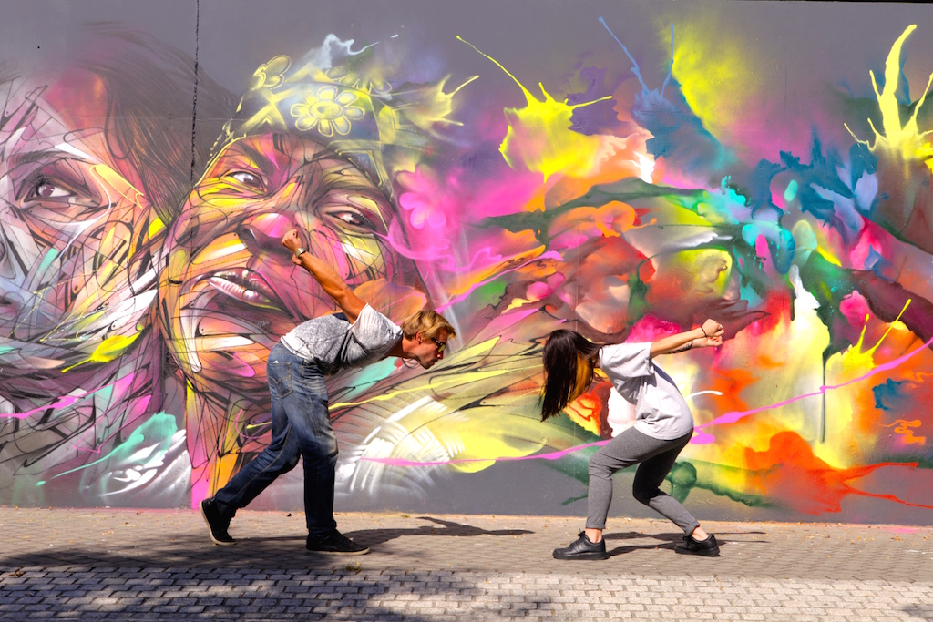 Hopare paints over the dullness of the streets - the vandallist (3)