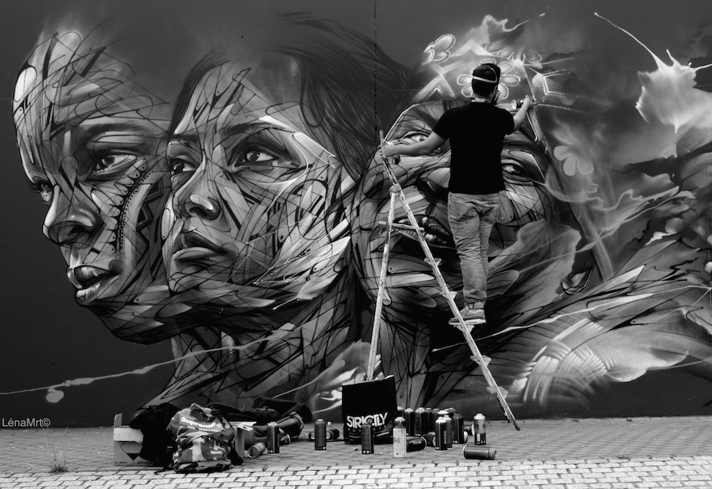 Hopare paints over the dullness of the streets - the vandallist (4)