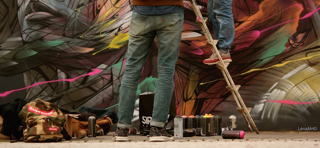 Hopare paints over the dullness of the streets - the vandallist (6)