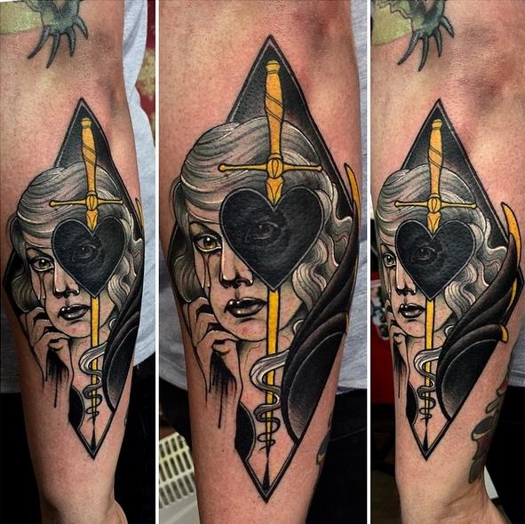 Neil Dransfield, tattoo artist - the vandallist (1)