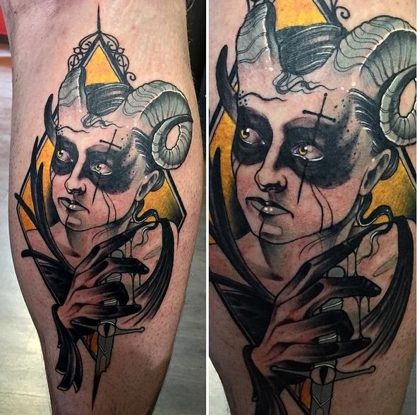 Neil Dransfield, tattoo artist - the vandallist (2)