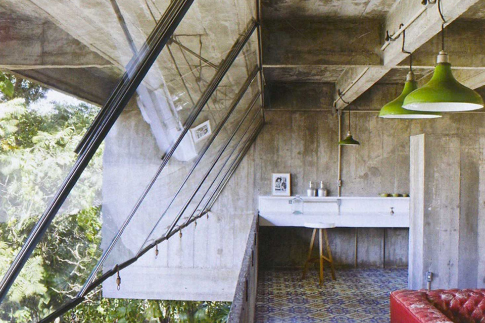 The Beautiful Residence Of A Great Architect Paulo Mendes