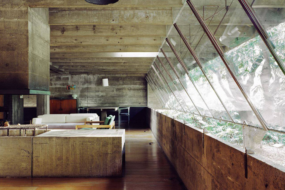 The beautiful residence of a great architect Paulo Mendes Da Rocha - the vandallist (6)