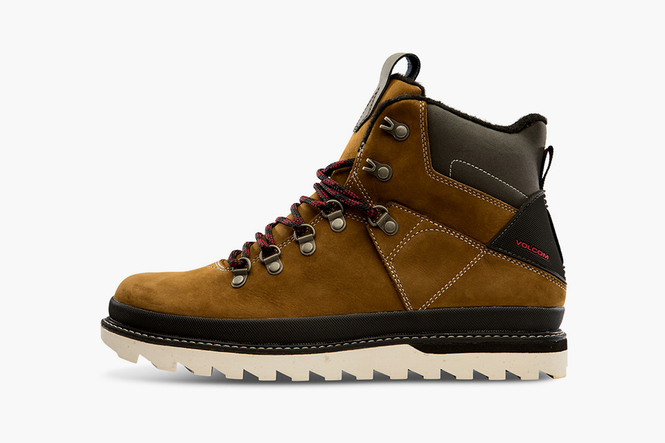 Volcom's Outlander Hiking Boot - the vandallist (2)