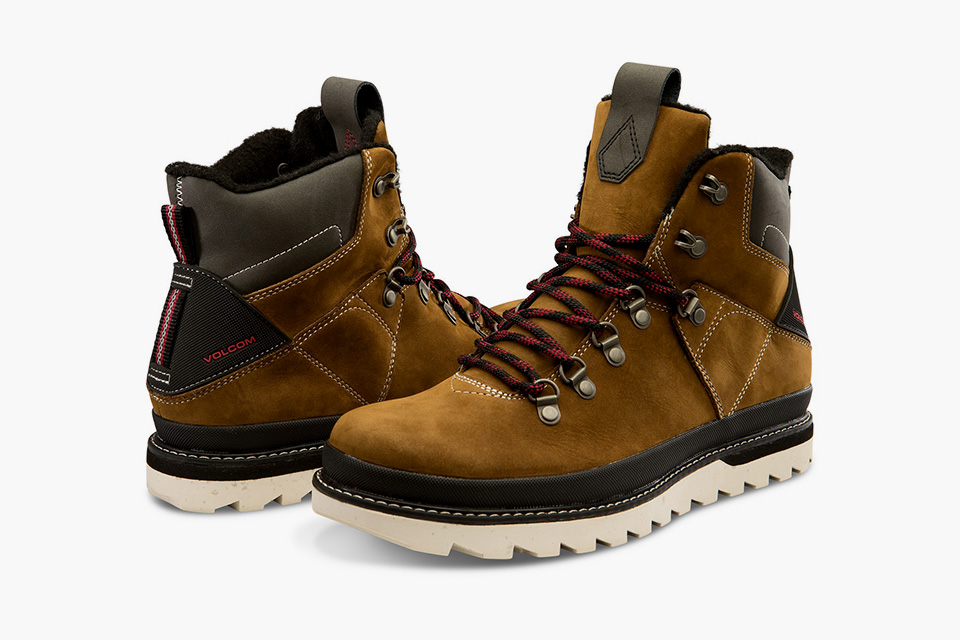 Volcom's Outlander Hiking Boot - the vandallist (3)