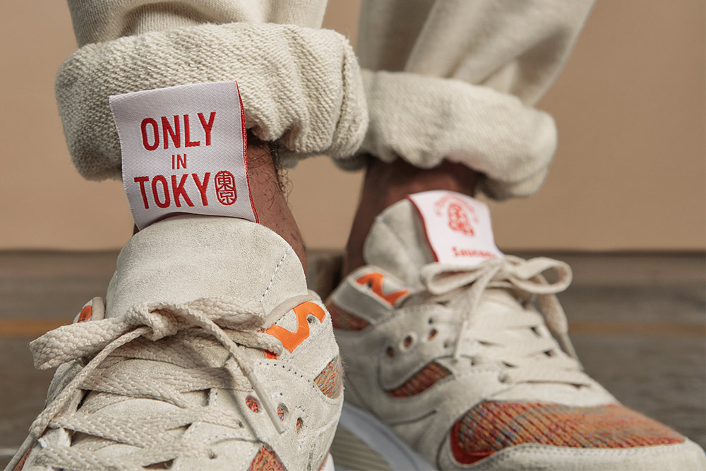 Footpatrol x BEAMS x Saucony 'Only in Tokyo' Collection - the vandallist (10)