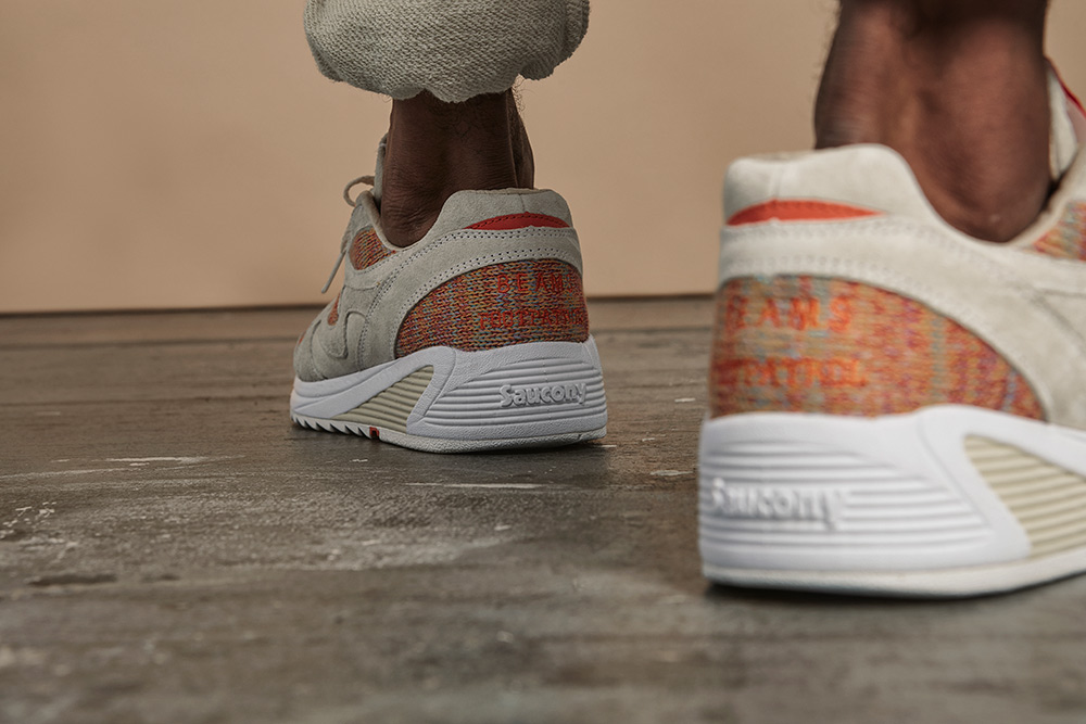 Footpatrol x BEAMS x Saucony 'Only in Tokyo' Collection - the vandallist (12)