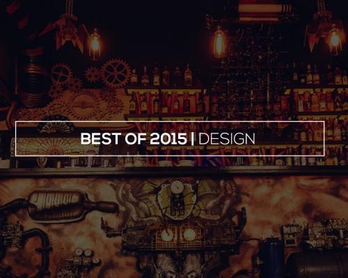 Best of 2015 | Design