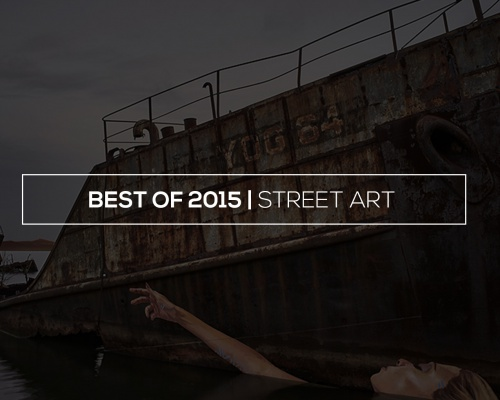 Best of 2015 | Street Art