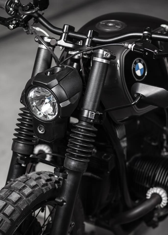 Handcrafted BMW R100R by Vagabund Moto - the vandallist (2)