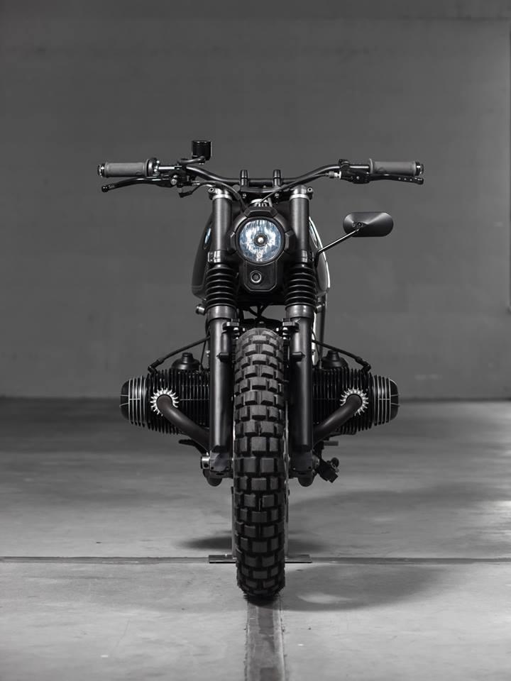 Handcrafted BMW R100R by Vagabund Moto - the vandallist (8)