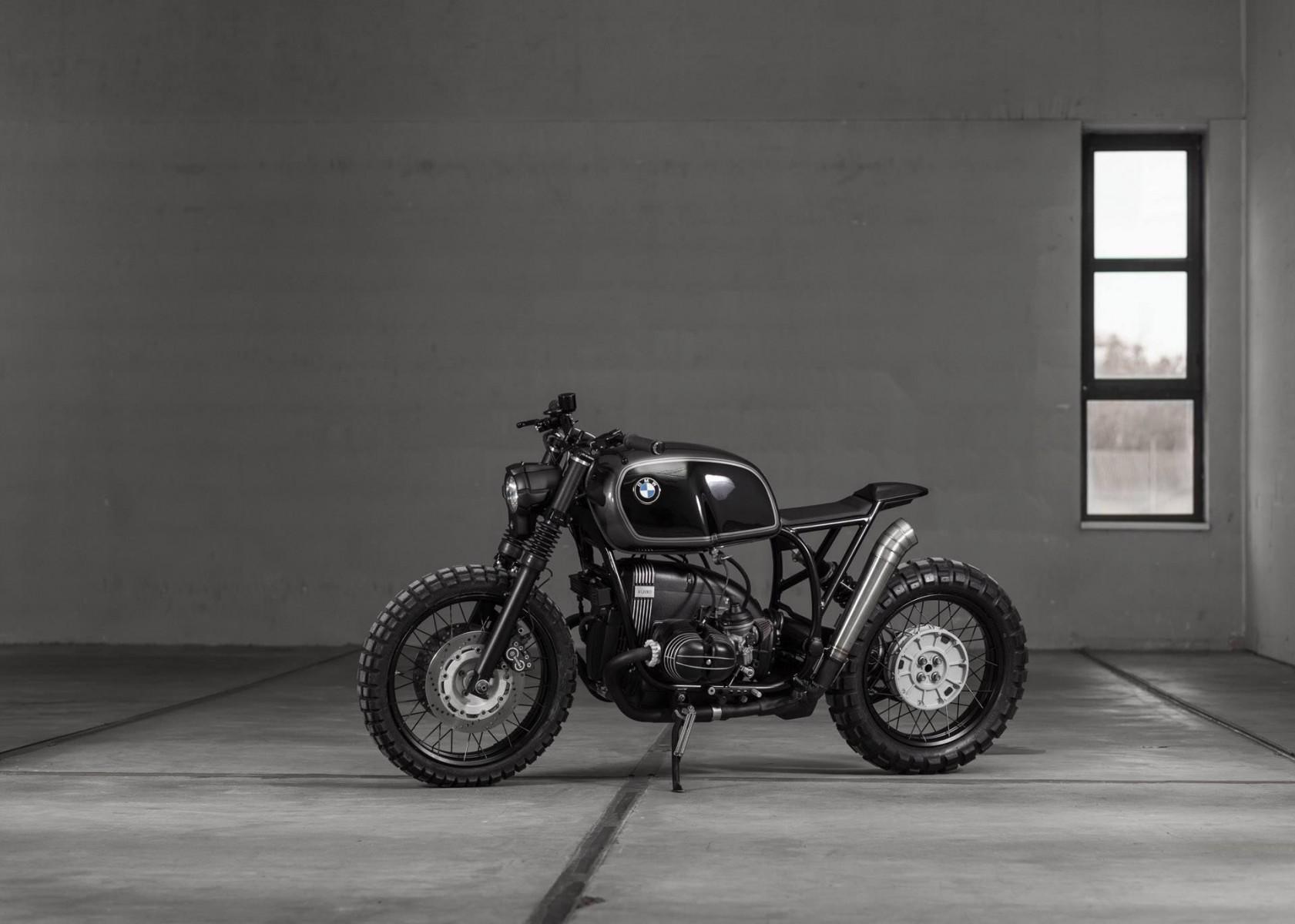 Handcrafted BMW R100R by Vagabund Moto - the vandallist (9)