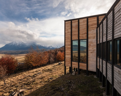 The perfect retreat for all nature lovers: Awasi Patagonia